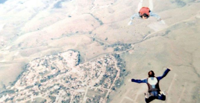 Paraquedismo em Resende-RJ