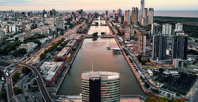 Porto-de-Buenos-Aires-Argentina