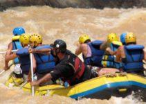 Rafting no Ribeirão das Lages