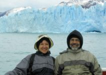 Perito Moreno em El Calafate - Patagonia Argentina
