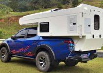 Camper – um Motorhome com jeito de Trailer