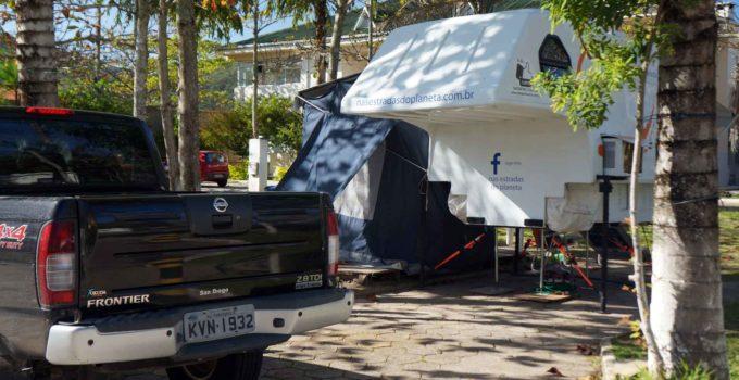 Camping Lagoa da Conceição-Florianópolis