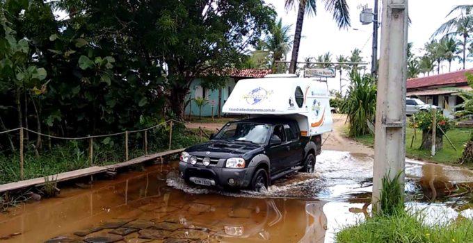Camping e Pousada Recanto da Sereia – Maraú – BA
