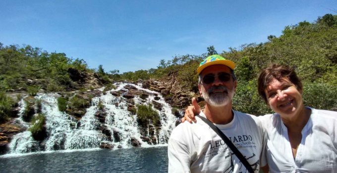 Cachoeira Paraíso - Delfinópolis – MG, Serra da Canastra