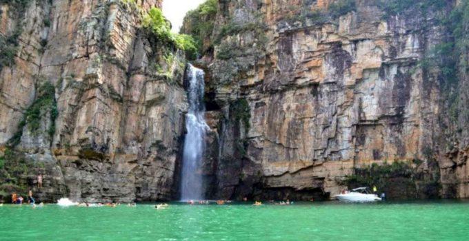 Serra da Canastra, Lago de Furnas, Capitólio-MG