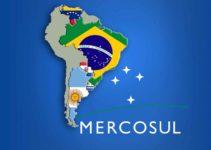 Campings visitados na América do Sul