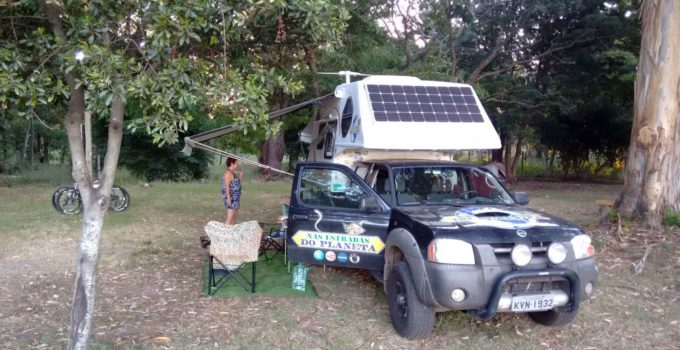Camping Los Nogales – Colonia Del Sacramento – Uruguai