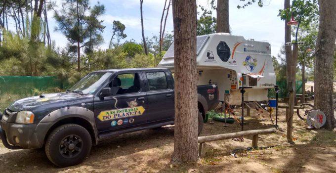 Camping San Rafael em Punta Del Este – Uruguai