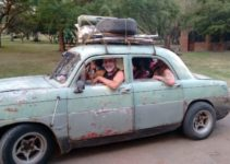 Camping Parque Termas Del Arapey – Uruguai