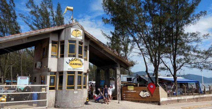 Camping Lagoamar em Garopaba – SC