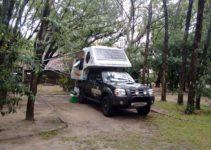 Camping Molhes da Barra em Laguna – SC