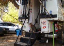 Camping PP entre La Paloma e La Pedrera – Uruguai