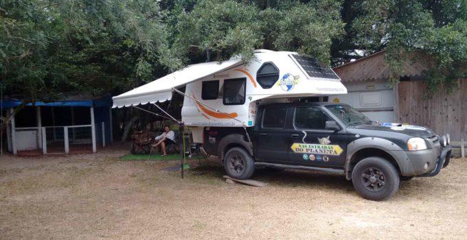 Cabanas Camping União em Tapes – RS