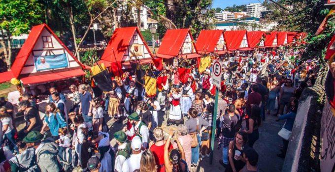 27ª Edição da Bauernfest 2016 em Petrópolis – RJ