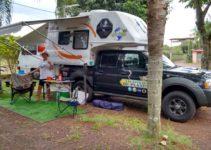 Camping Paudimar em Foz do Iguacu