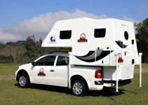 Mini Camper para as picapes pequenas