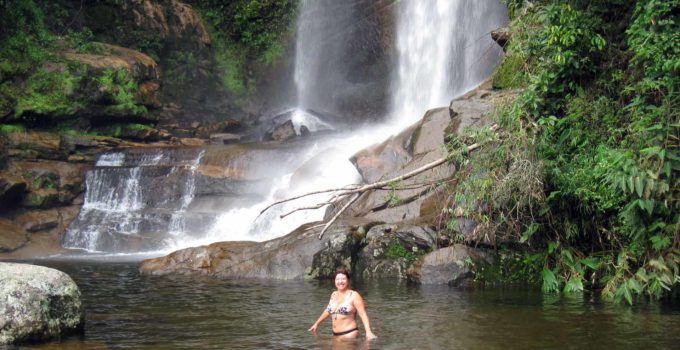 Cachoeira da Macumba – Serra Itaipava x Teresópolis