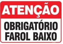 Farol Baixo Obrigatório – a melhor abordagem