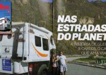 Revista MotorHome e Nas Estradas do Planeta