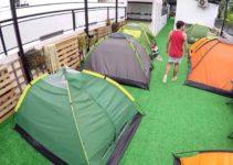 Camping Urbano em São paulo