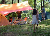 Dia das Crianças – Vamos acampar?