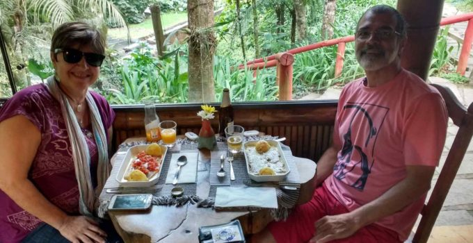 Restaurante Trutas do Roccio em Petrópolis