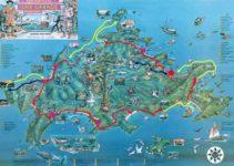 Ilha Grande em 8 dias de travessia no sentido anti-horário