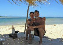 Ponta dos Castelhanos em Boipeba, Bahia