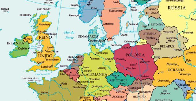 Europa e os campings que visitamos