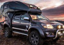Toyota Hiluz Expedition, uma camper excepcionalmente linda