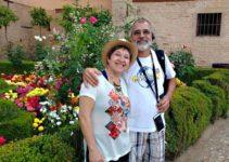 Granada e Alhambra na Espanha
