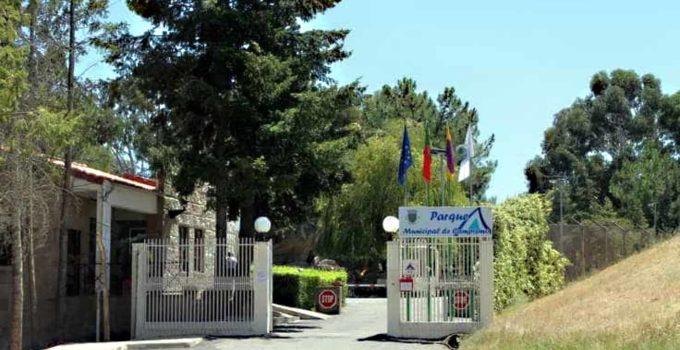 Parque de Campismo Vila Flor em Portugal