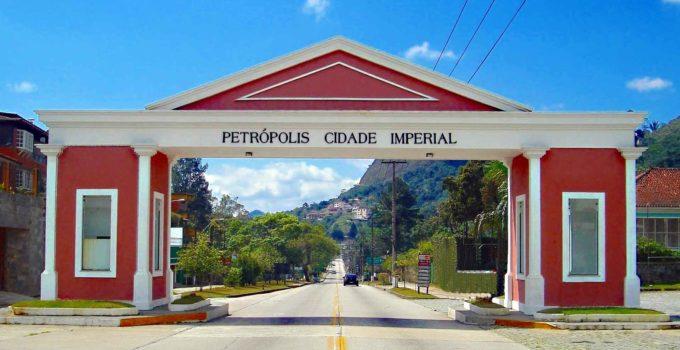 Portal da Cidade de Petrópolis