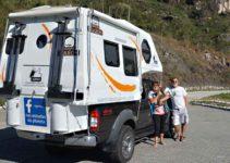 Camper Duaron Hard Top mais Frontier 2.8 Diesel 4×4