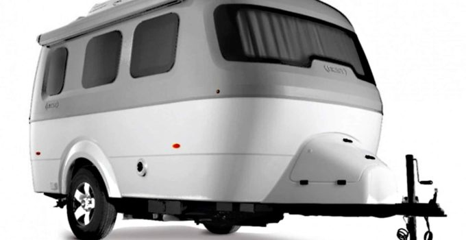 Trailer Air Stream, novo conceito
