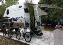 Camper Nas Estradas do Planeta no Camping Dunas do Peró