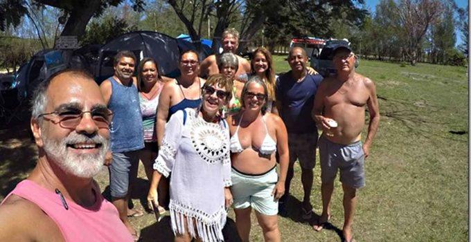 Camping Curió do Bico Doce em Arraial do Cabo