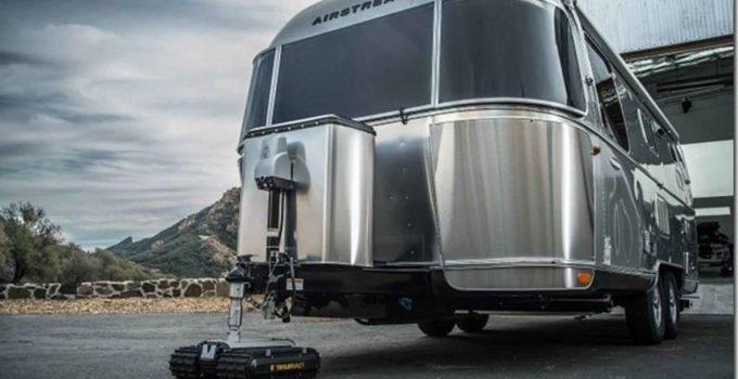 Trailer Valet a forma mais fácil de estacionar um trailer