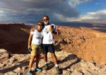 Vale de La Muerte ou Vale de Marte no Atacama, Chile