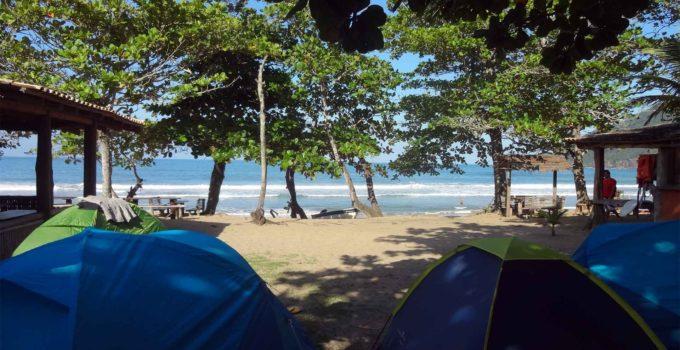 Campings visitados por nós