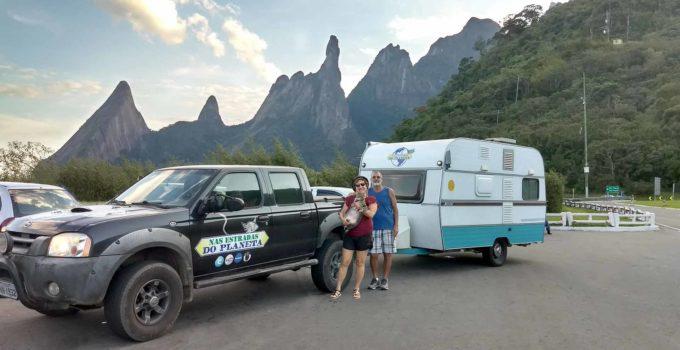 Onde acampar pelo Brasil