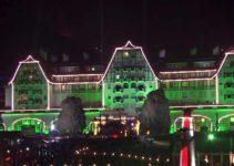 Natal Imperial e o Palácio Quitandinha em Petrópolis