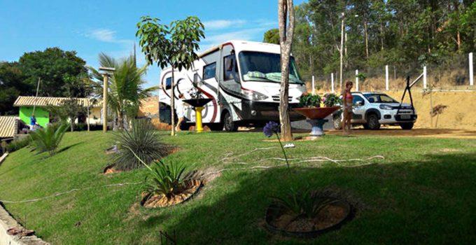 Camping Rancho Malutra em Capitólio