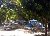 Camping Tio Gato em Itamambuca