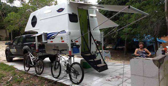 Camping Dunas do Peró em Cabo Frio