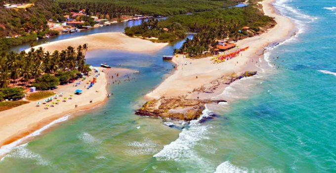Jequiá da Praia e Dunas de Marapé, em Alagoas