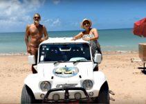 Maragogi, passeando de buggy pelas praias em Alagoas