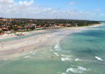 Paripueira no litoral norte de Alagoas