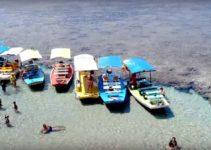 São Miguel dos Milagres e suas piscinas naturais exuberantes, Alagoas