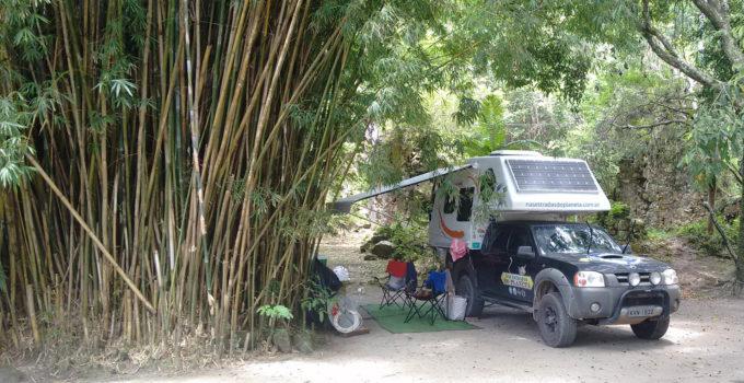 Camping Palmas das Gaivotas em Governador Celso Ramos - SC